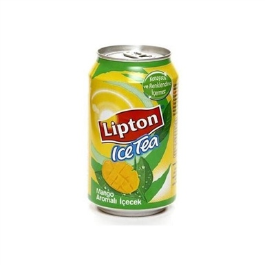 Lipton Ice Tea Mango 330 Ml
