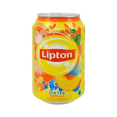 Lipton Ice Tea Şeftali 330 Ml