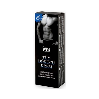 Sesu Tüy Dökücü Krem For Men 100 Gr